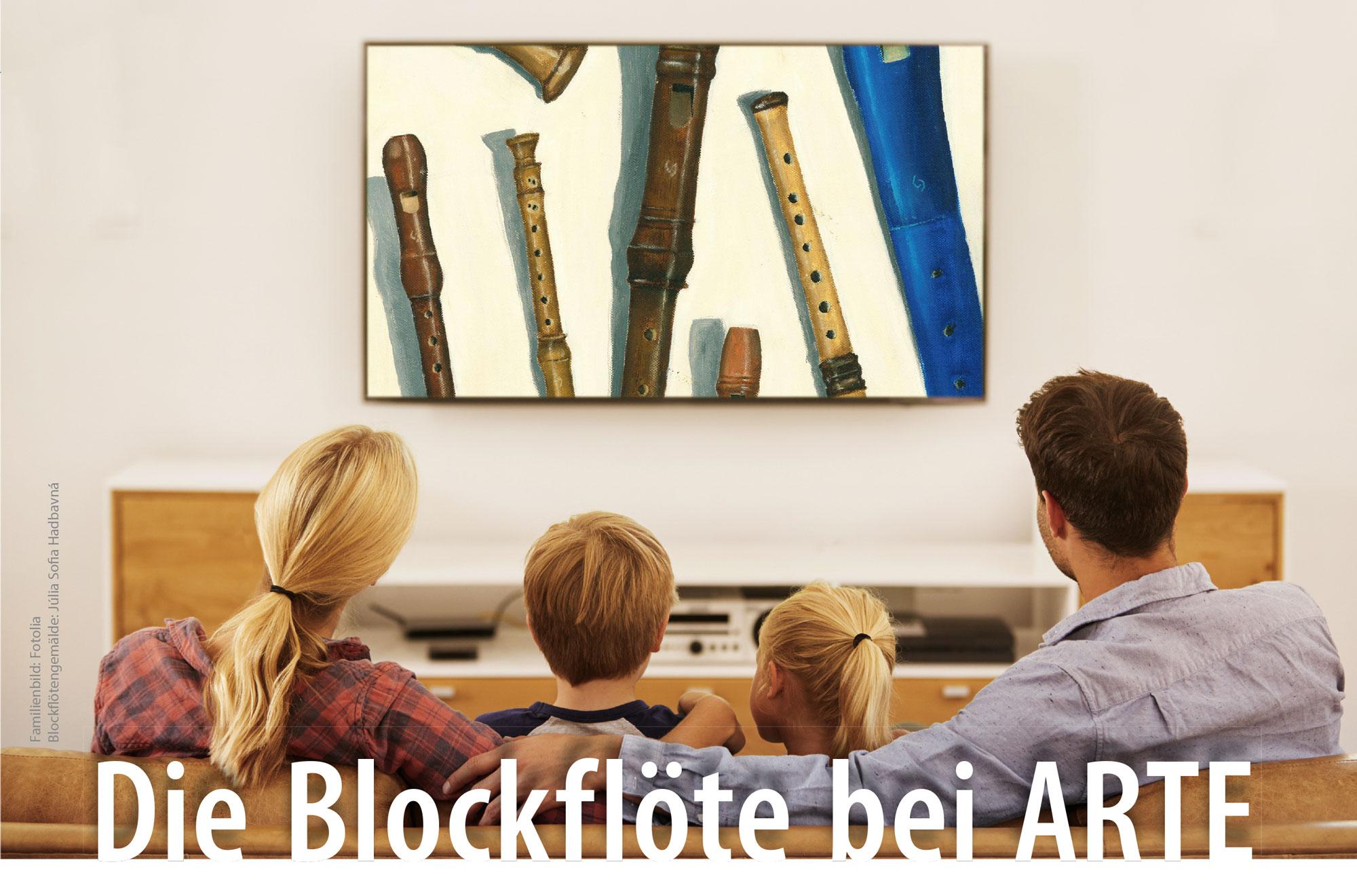 Die Blockflöte Bei Arte Fachkommentare Zu Einem Umstrittenen Film